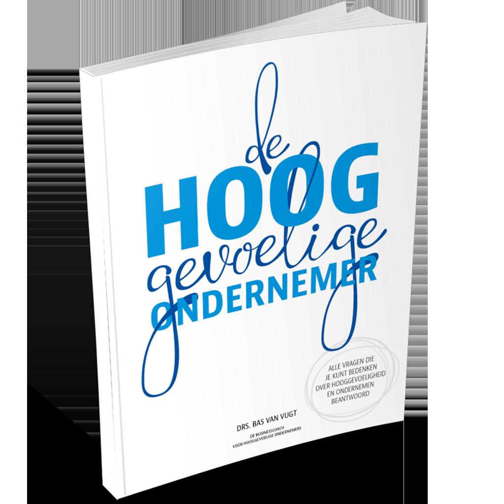 De Hooggevoelige Ondernemer – paperback